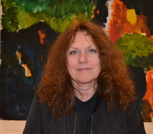 Gudrun Backhaus, CR-Verantwortliche beim Eintracht Frankfurt e.V.